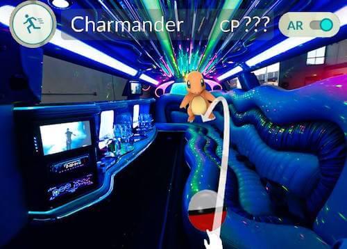 Limo Hire Perth PokemonGo Hunting